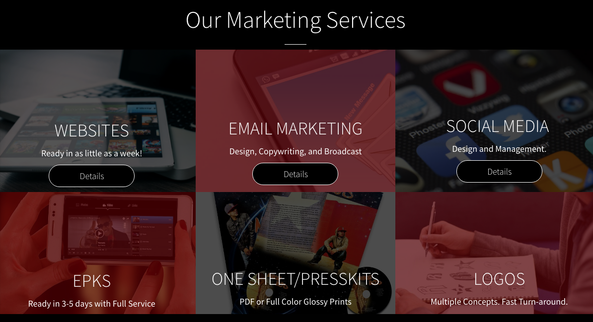 New Marketing Services